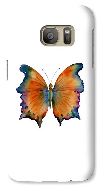 Wizard Galaxy S7 Case - 1 Wizard Butterfly by Amy Kirkpatrick