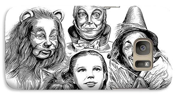 Wizard Galaxy S7 Case - Wizard Of Oz by Greg Joens