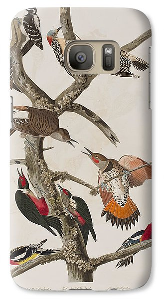 Woodpeckers Galaxy S7 Case