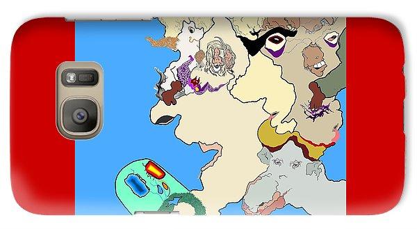 Wysiwyg1v1 Galaxy S7 Case