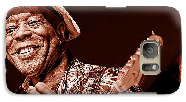 Buddy Guy Collection Galaxy Case by Marvin Blaine