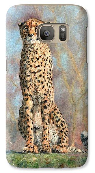Cheetah Galaxy S7 Case