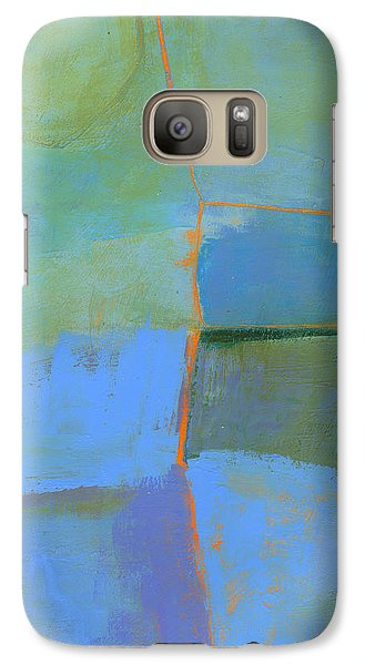 Abstract Galaxy S7 Case - 100/100 by Jane Davies