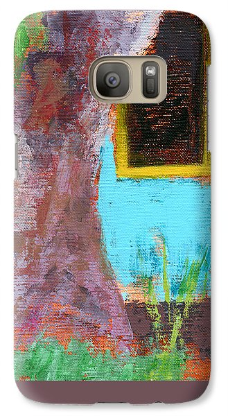 Mango Galaxy S7 Case - Rcnpaintings.com by Chris N Rohrbach