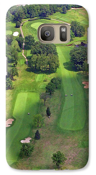 Galaxy Case featuring the photograph 10th Hole 2 Sunnybrook Golf Club 398 Stenton Avenue Plymouth Meeting Pa 19462 1243 by Duncan Pearson