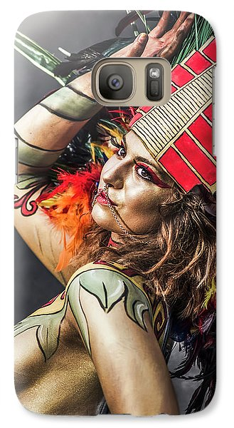 Galaxy Case featuring the photograph .. by Traven Milovich