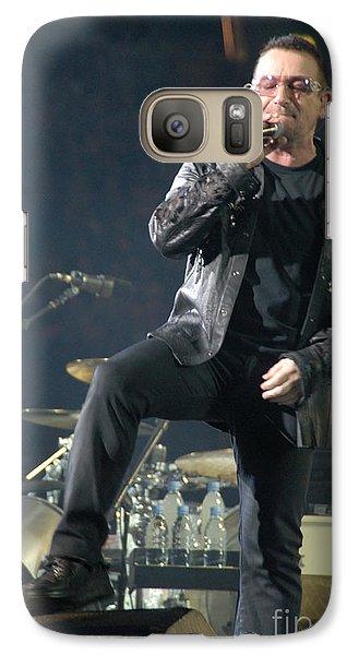 U2 Galaxy S7 Case by Jenny Potter