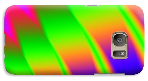 Galaxy Case featuring the digital art 110 In The Shade by Kevin Caudill