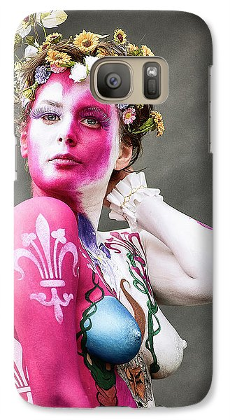 Galaxy Case featuring the photograph ... by Traven Milovich