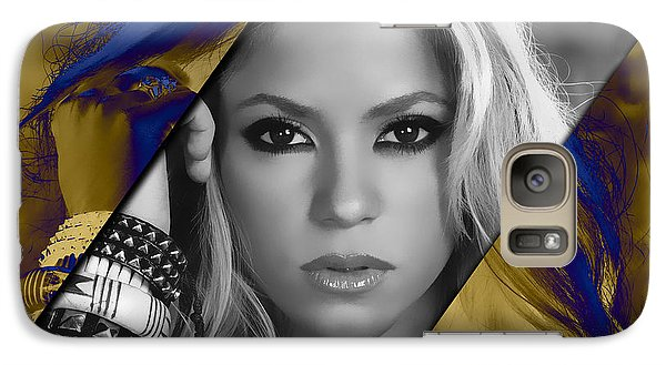 Shakira Collection Galaxy S7 Case by Marvin Blaine