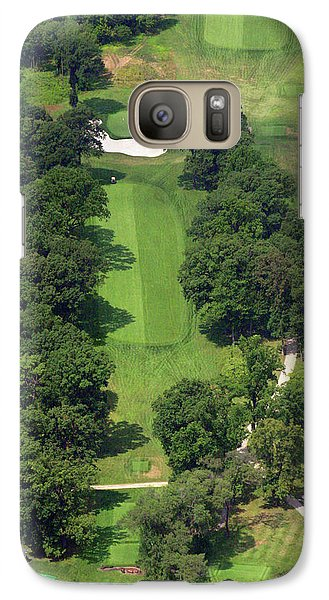Galaxy Case featuring the photograph 12th Hole Sunnybrook Golf Club 398 Stenton Avenue Plymouth Meeting Pa 19462 1243 by Duncan Pearson