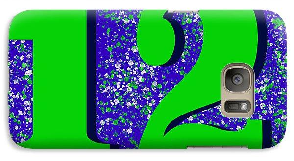 12th Man Galaxy S7 Case