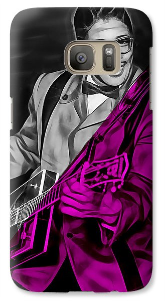 Bo Diddley Collection Galaxy S7 Case