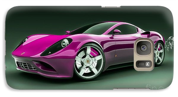 Ferrari Collection Galaxy Case by Marvin Blaine