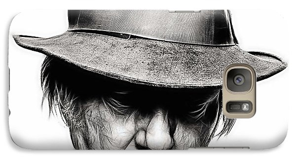Neil Young Collection Galaxy Case by Marvin Blaine