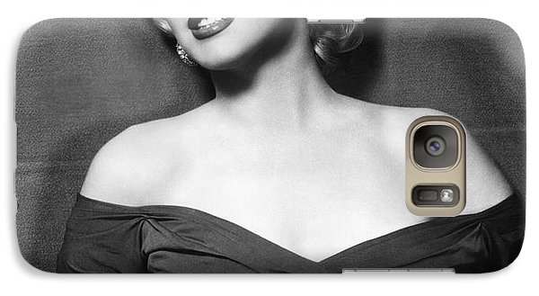 Marilyn Monroe (1926-1962) Galaxy S7 Case