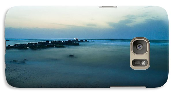 Galaxy Case featuring the photograph 15 Seconds by Meir Ezrachi