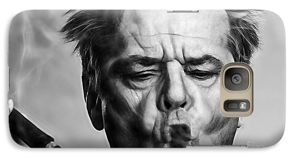 Jack Nicholson Collection Galaxy S7 Case