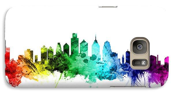 Philadelphia Pennsylvania Skyline Galaxy S7 Case
