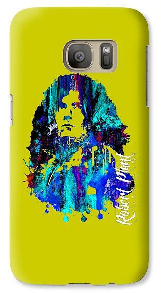 Robert Plant Collection Galaxy S7 Case