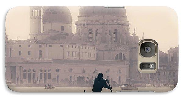 Boat Galaxy S7 Case - Venezia by Joana Kruse