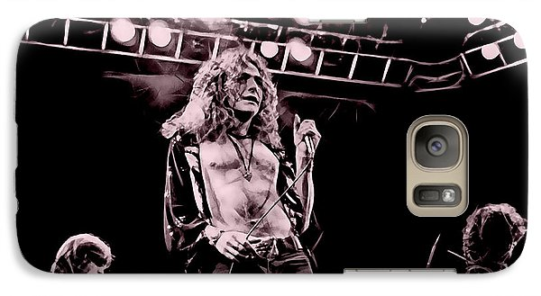 Led Zeppelin Collection Galaxy Case by Marvin Blaine