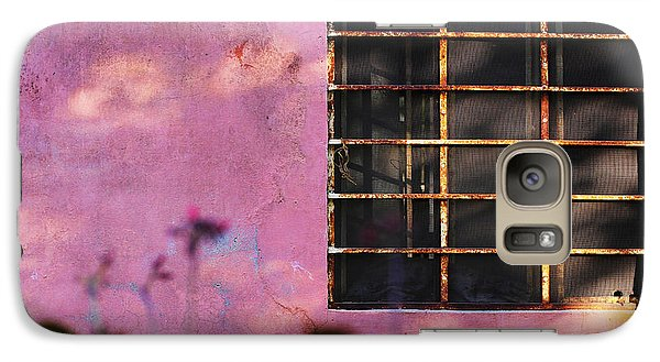 Galaxy Case featuring the photograph 18 Rectangles  by Prakash Ghai