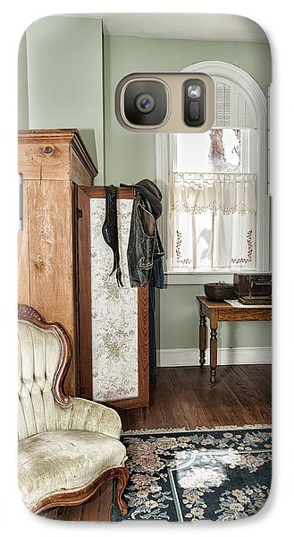 1800 Closet And Chair Galaxy S7 Case