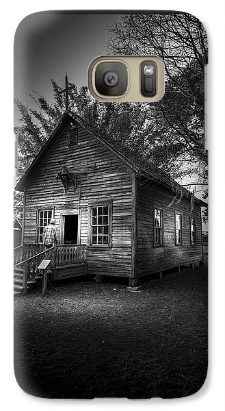1800's Florida Church Galaxy S7 Case by Marvin Spates