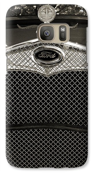 Galaxy Case featuring the photograph 1920 Ford Model A by Joanne Coyle