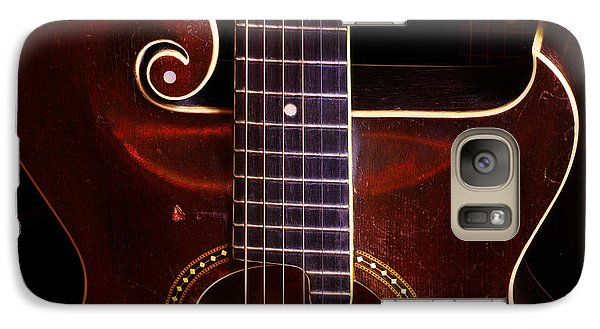 Galaxy Case featuring the photograph 1923 Gibson by Jim Mathis