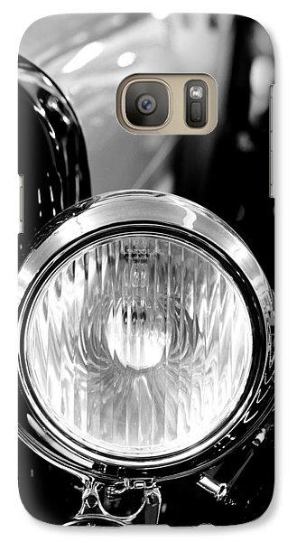 1925 Lincoln Town Car Headlight Galaxy S7 Case
