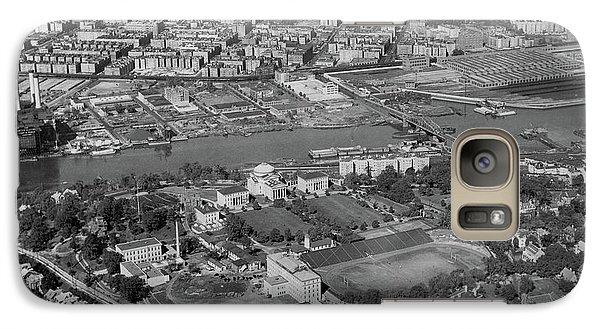 1930's Northern Manhattan Aerial  Galaxy S7 Case