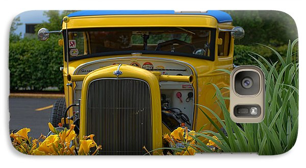 Galaxy Case featuring the photograph 1931 Ford Sedan Hot Rod by Tim McCullough