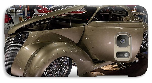 Galaxy Case featuring the photograph 1937 Ford Coupe by Randy Scherkenbach