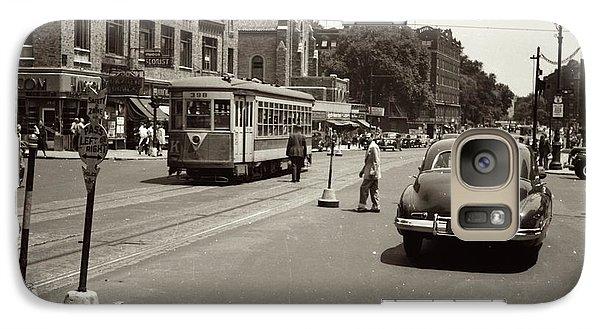 1940's Inwood Trolley Galaxy S7 Case