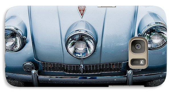 Galaxy Case featuring the photograph 1947 Tatra T87 by M G Whittingham