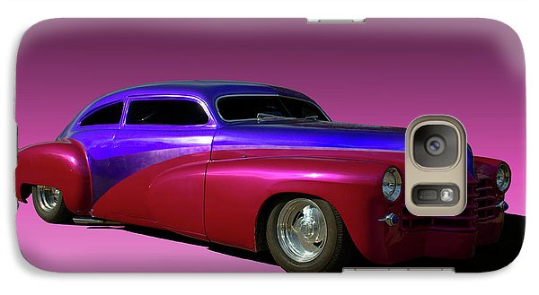Galaxy Case featuring the photograph 1947 Cadillac Radical Custom by Tim McCullough