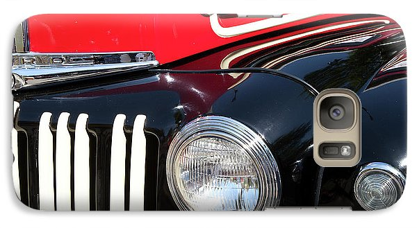 Galaxy Case featuring the photograph 1947 Vintage Ford Pickup Truck by Theresa Tahara
