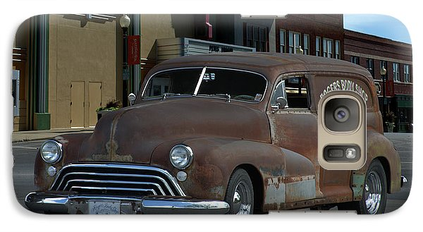 Galaxy Case featuring the photograph 1948 Oldsmobile Sedan Delivery by Tim McCullough