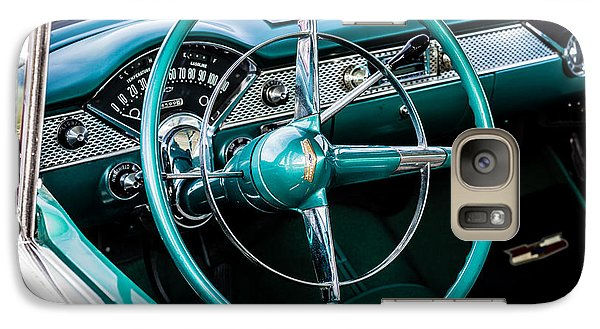 Galaxy Case featuring the photograph 1955 Chevrolet Bel Air by M G Whittingham