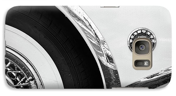 Galaxy Case featuring the photograph 1953 Buick Abstract  by Dennis Hedberg