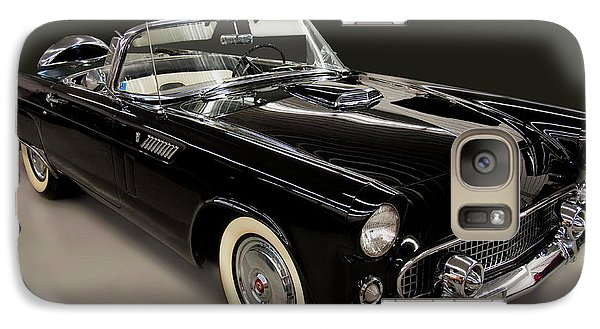 1955 Ford Thunderbird Convertible Galaxy S7 Case