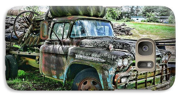 Galaxy Case featuring the photograph 1959 Chevrolet Viking 60 by Paul Ward