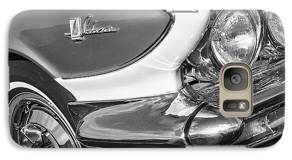 Galaxy Case featuring the photograph 1961 Le Sabre Monotone by Dennis Hedberg