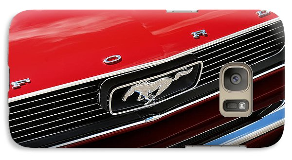 Galaxy Case featuring the photograph 1966 Ford Mustang by Gordon Dean II