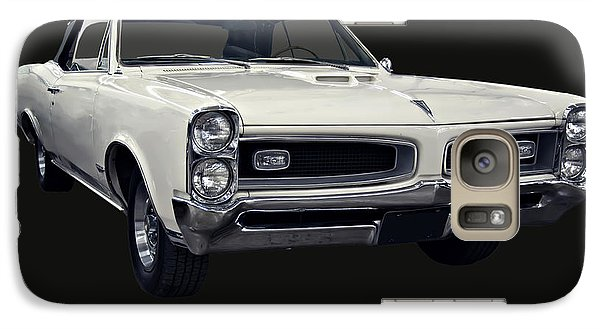 1966 Pontiac Gto Convertible Galaxy S7 Case