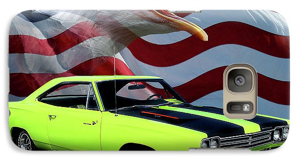 1969 Plymouth Road Runner Tribute Galaxy S7 Case
