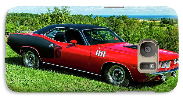 1971 Plymouth Galaxy Case by Performance Image