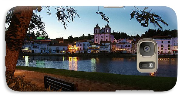 Galaxy Case featuring the photograph Alcacer Do Sal by Carlos Caetano